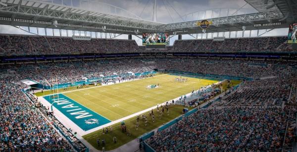 Hard Rock Stadium / Miami Dolphins