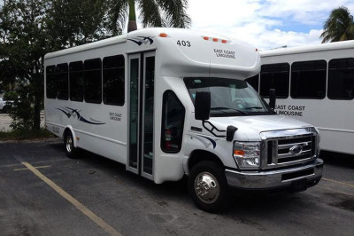 Fort Lauderdale Bus Charter