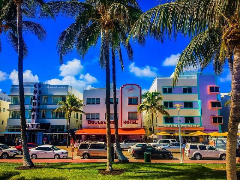 Miami Beach Bus Charter