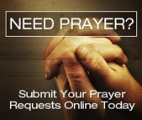Contact us for prayer.