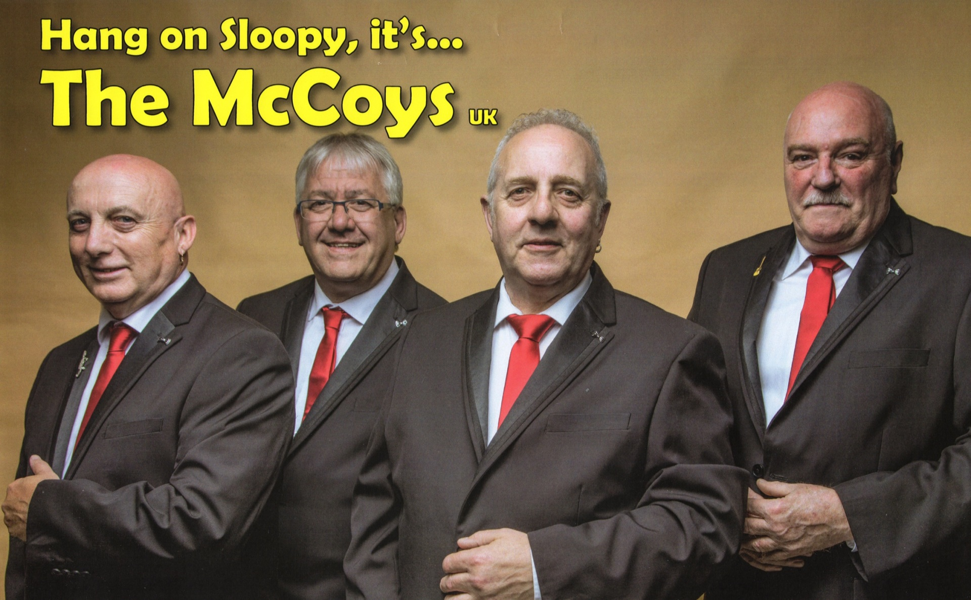 The McCoys uk