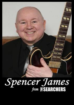 Spencer James (from The Searchers)