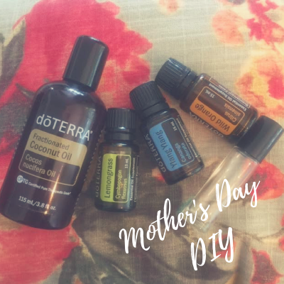 Mother's Day DIY Perfume