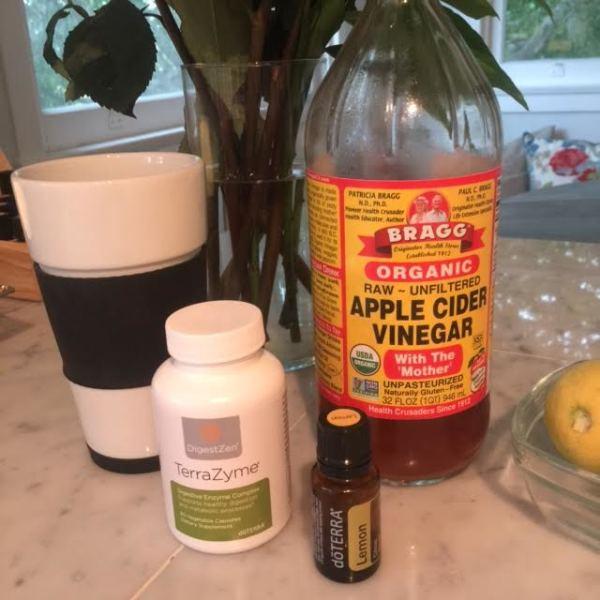 DIY Morning Elixir