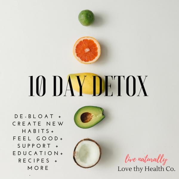 Testimonials on 10-Day Detox