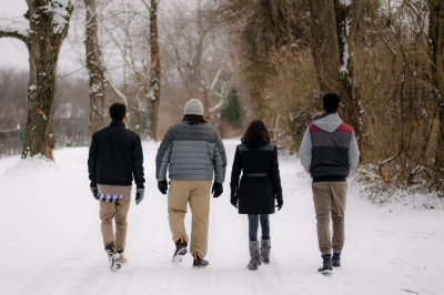 Smith Family- Winter Session