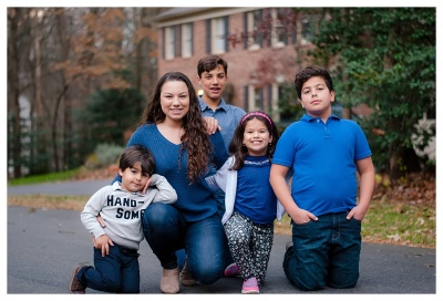 Kheradmand Grandkids- Fall Session