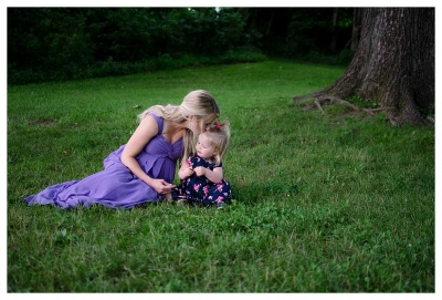 Beth & Molly- Maternity Session