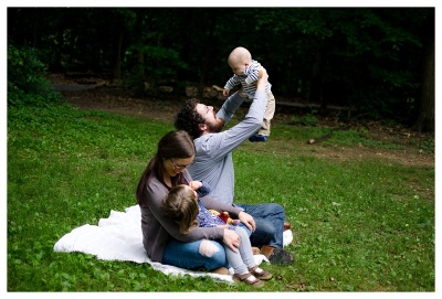 Merchant Family- Outdoor Lifestyle Session