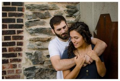 Chris & Rachel - Couple Session