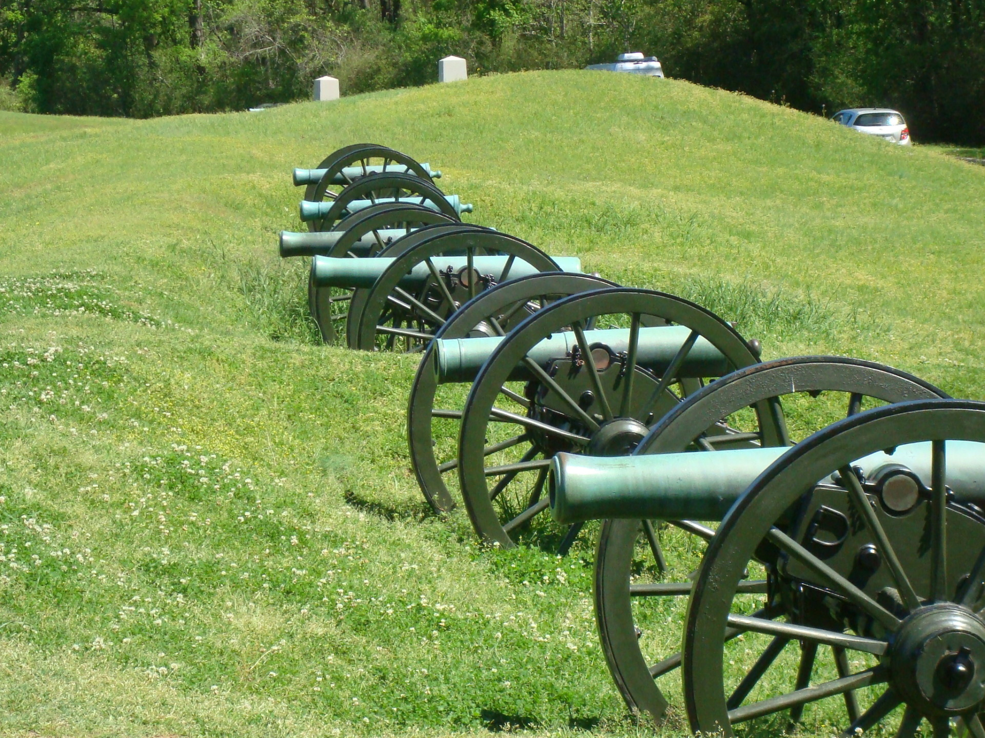 Vicksburg Part II: Vicksburg National Military Park