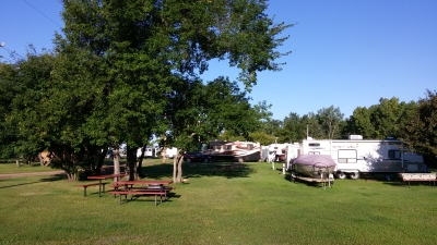 Riverhurst Campgrounds