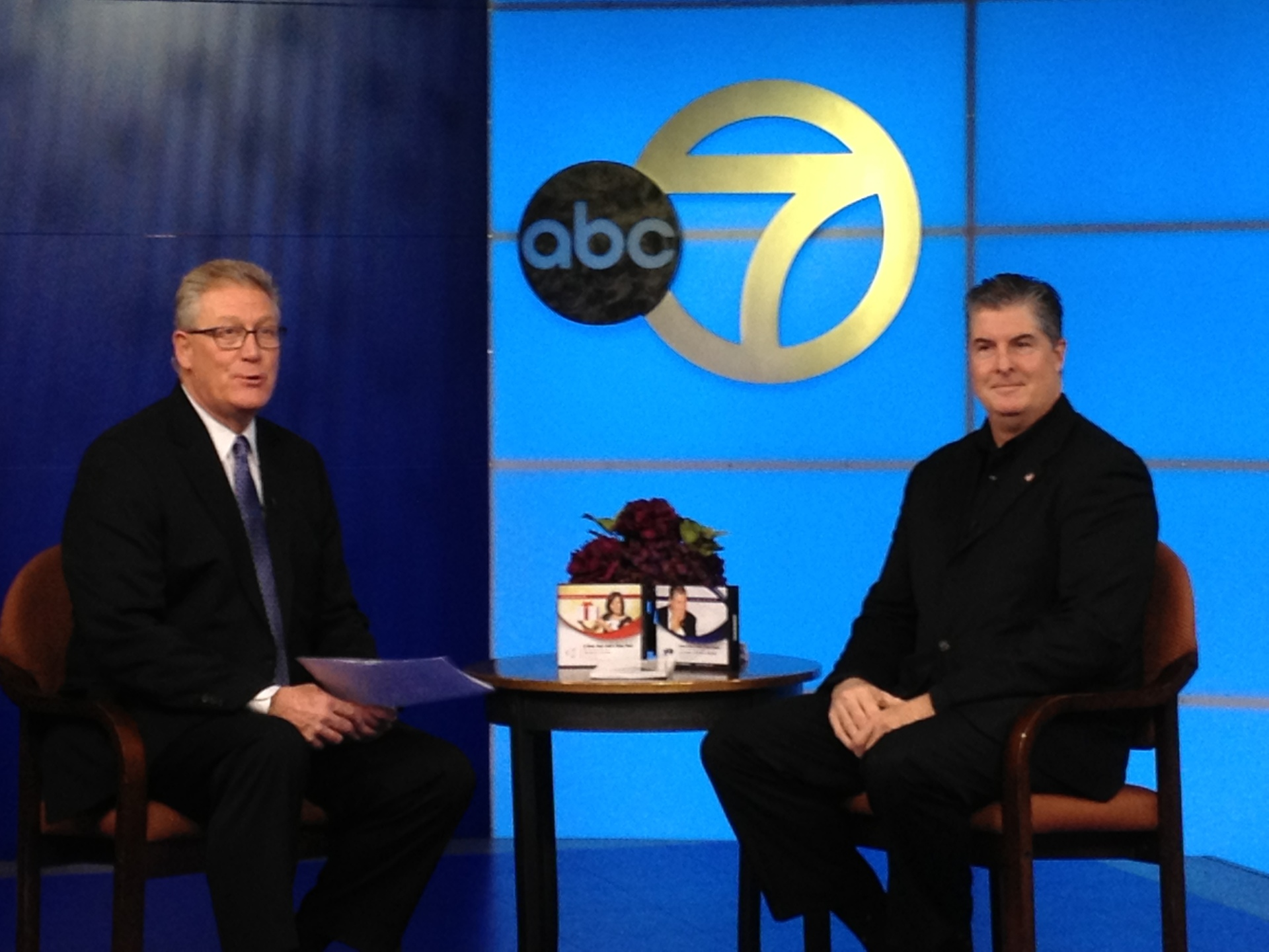 Kevin L. McCrudden,  America's Chief Motivation Officer,  ABC-TV NY, Motivate America,