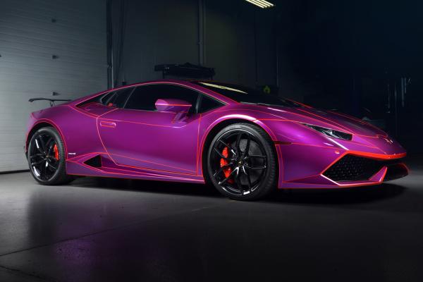 """Lamborghini """"Huratron"""""""