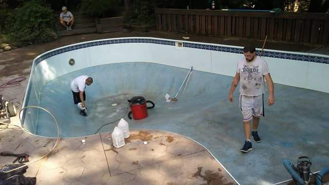 Do you have a dirty pool?