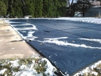 Winter Cover Installation