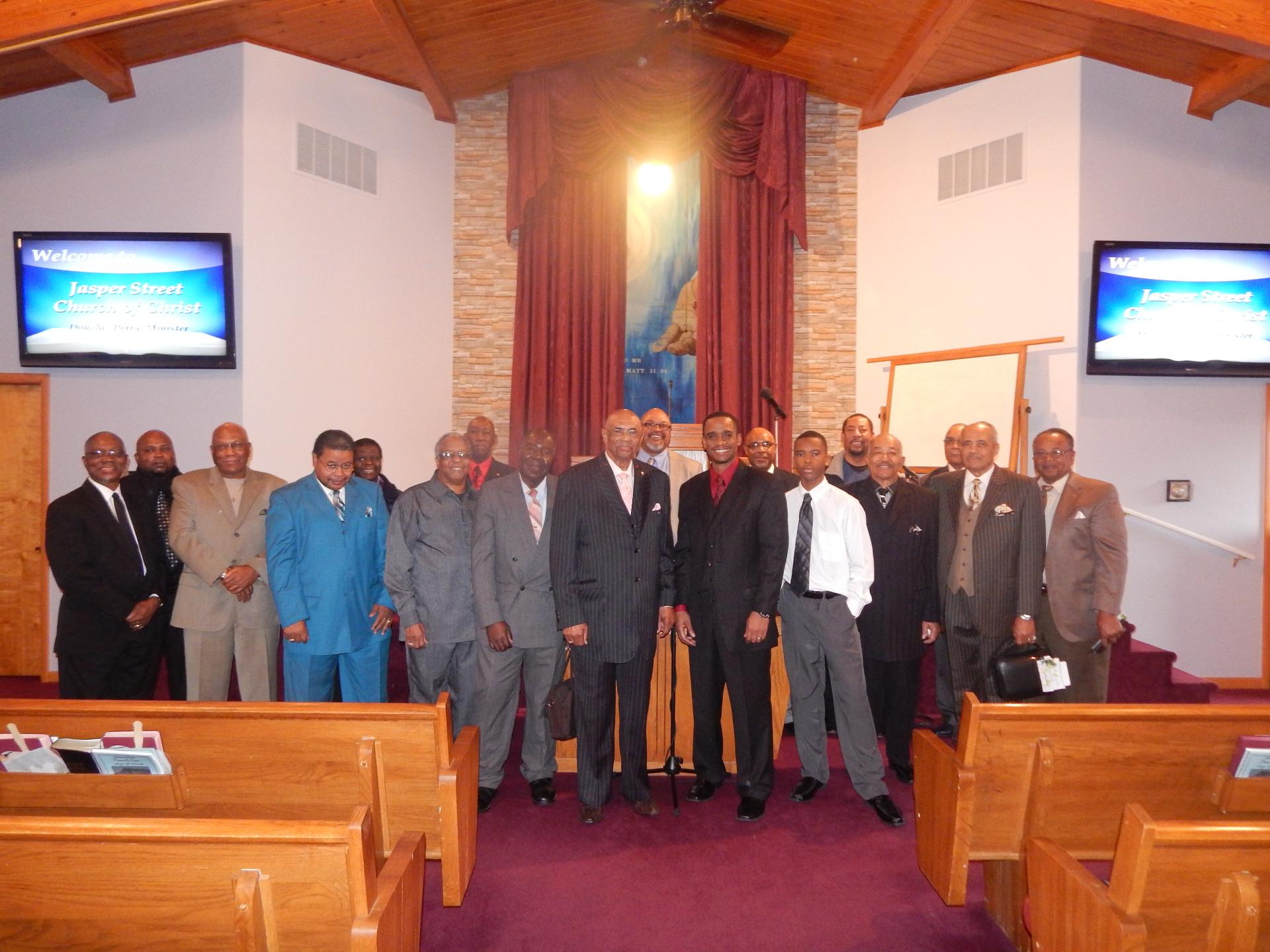 Men Ministry