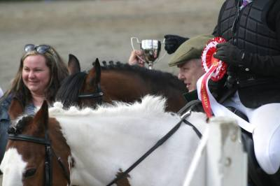 Carbery Hunt Showjumping Bonanza