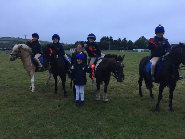Under 10's Mounted Games