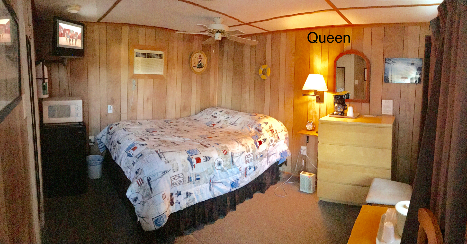 Isleview Queen Cottage