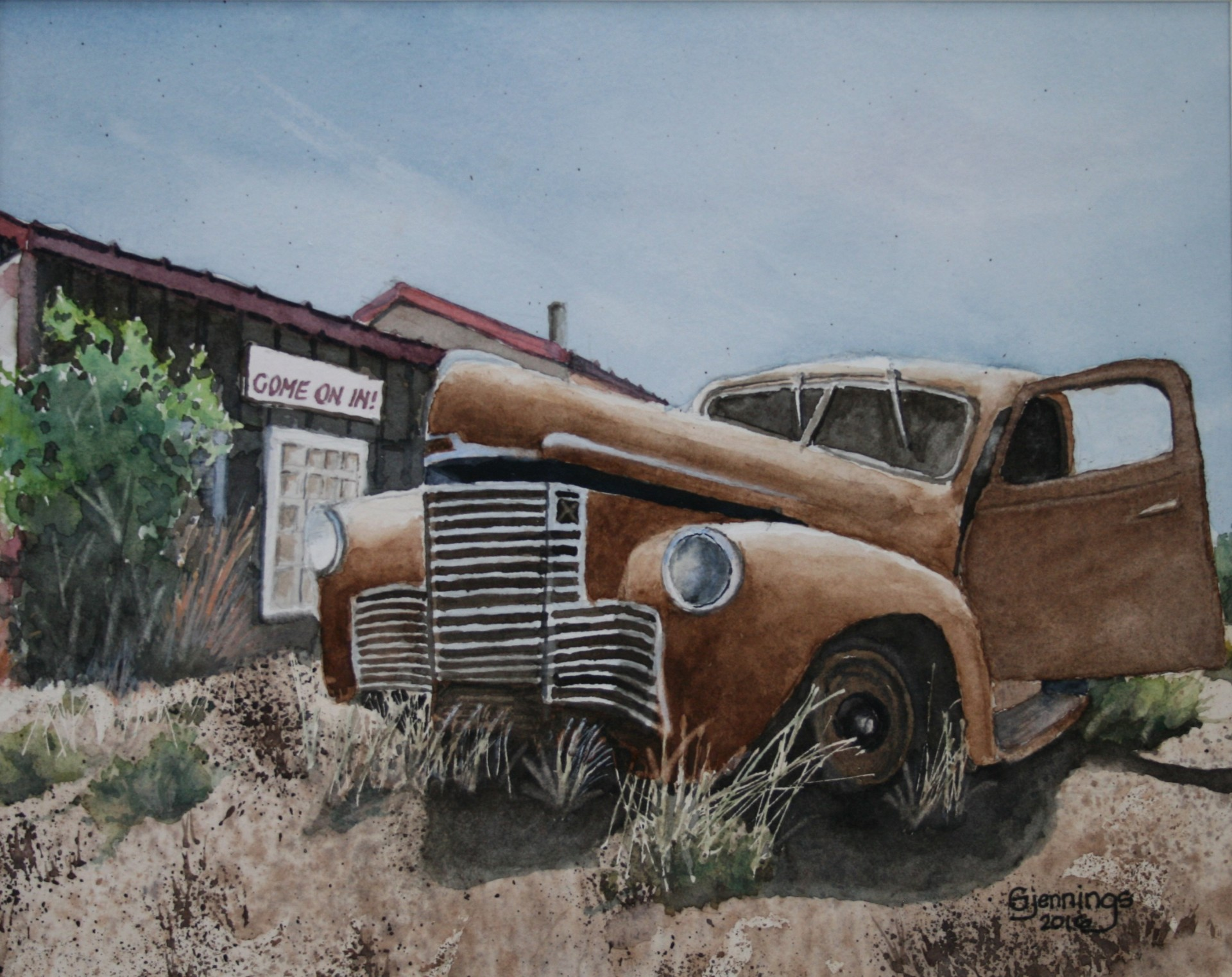 Terlingua Truck