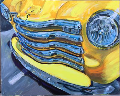 Yellow Grill