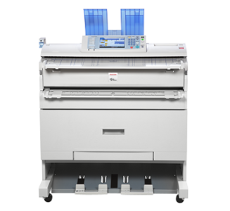 Oversize Color Scanner