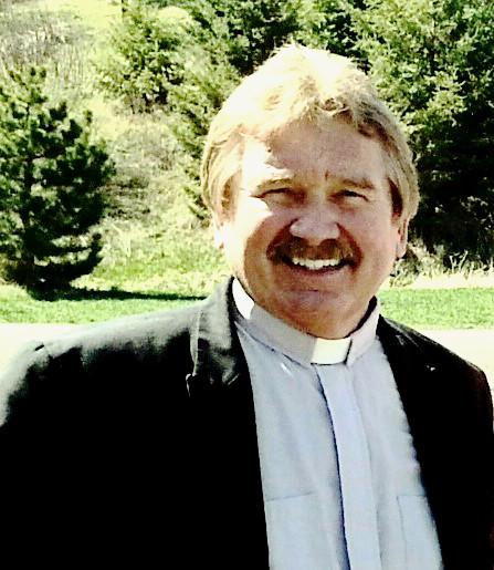 Pastor John Cross