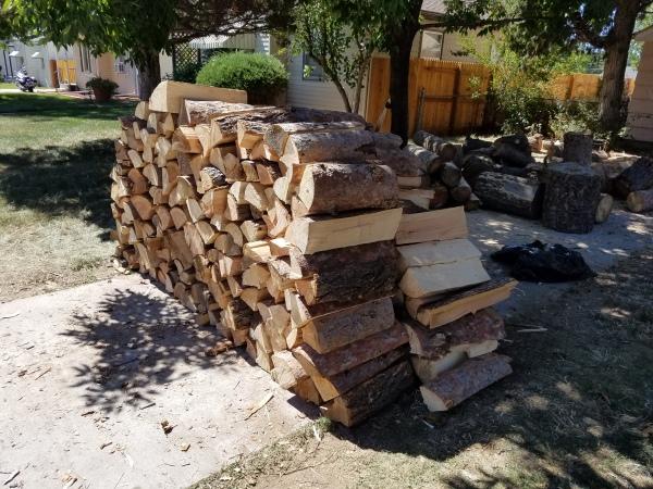 Timber season is upon us.