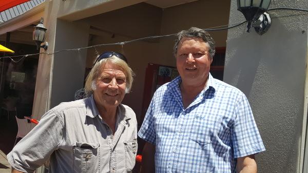 Andre Viljoen, Stellenbosch 2016