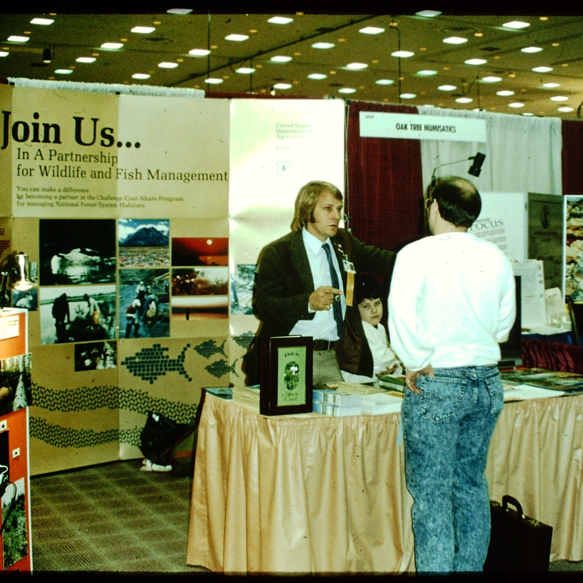 Safari Club Convention Reno 1988