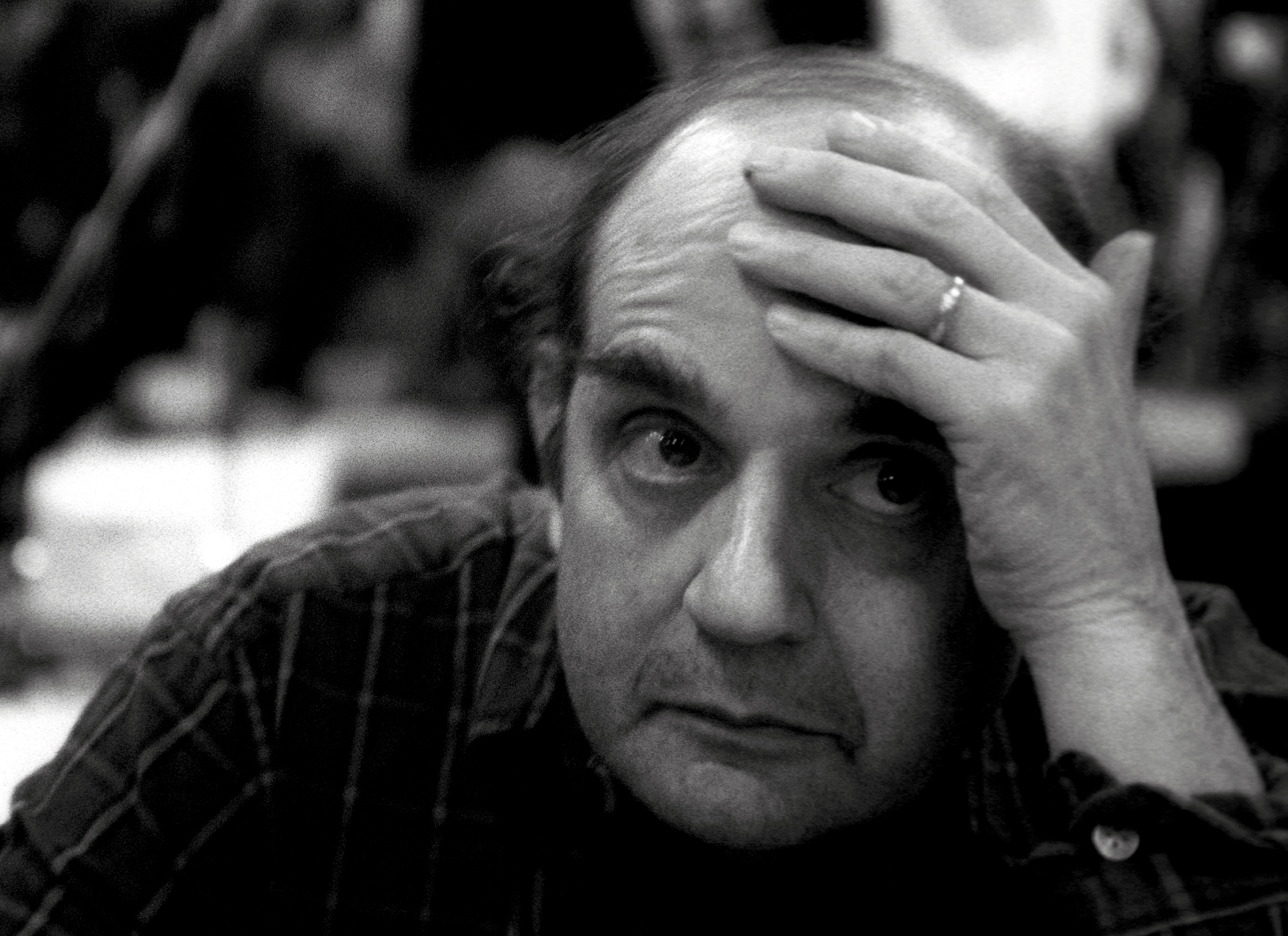 How CHAP Tried to Work Out a Deal With Harvey Pekar