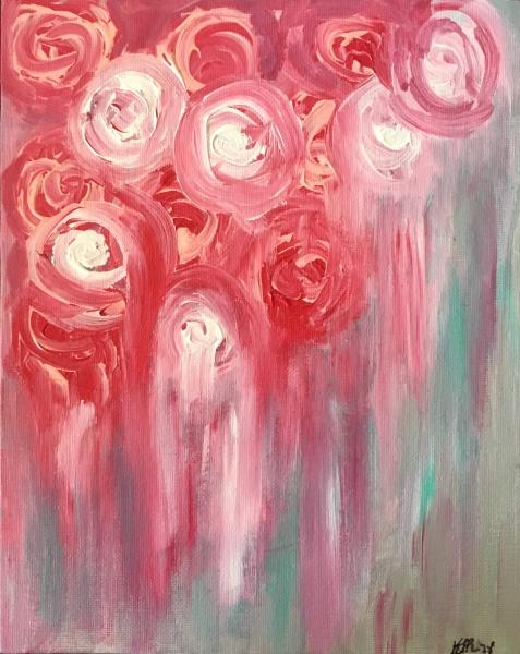 Melting Roses