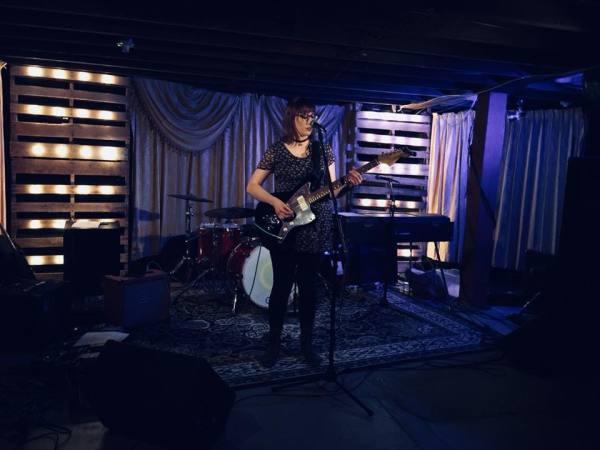 The Radon Lounge 2018