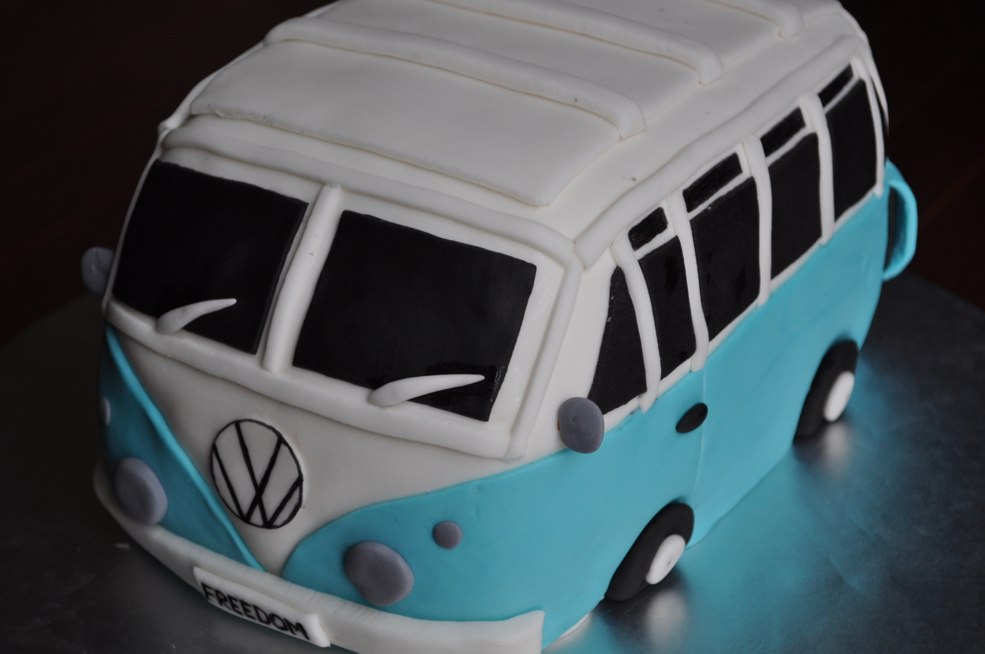 Volkswagon cake