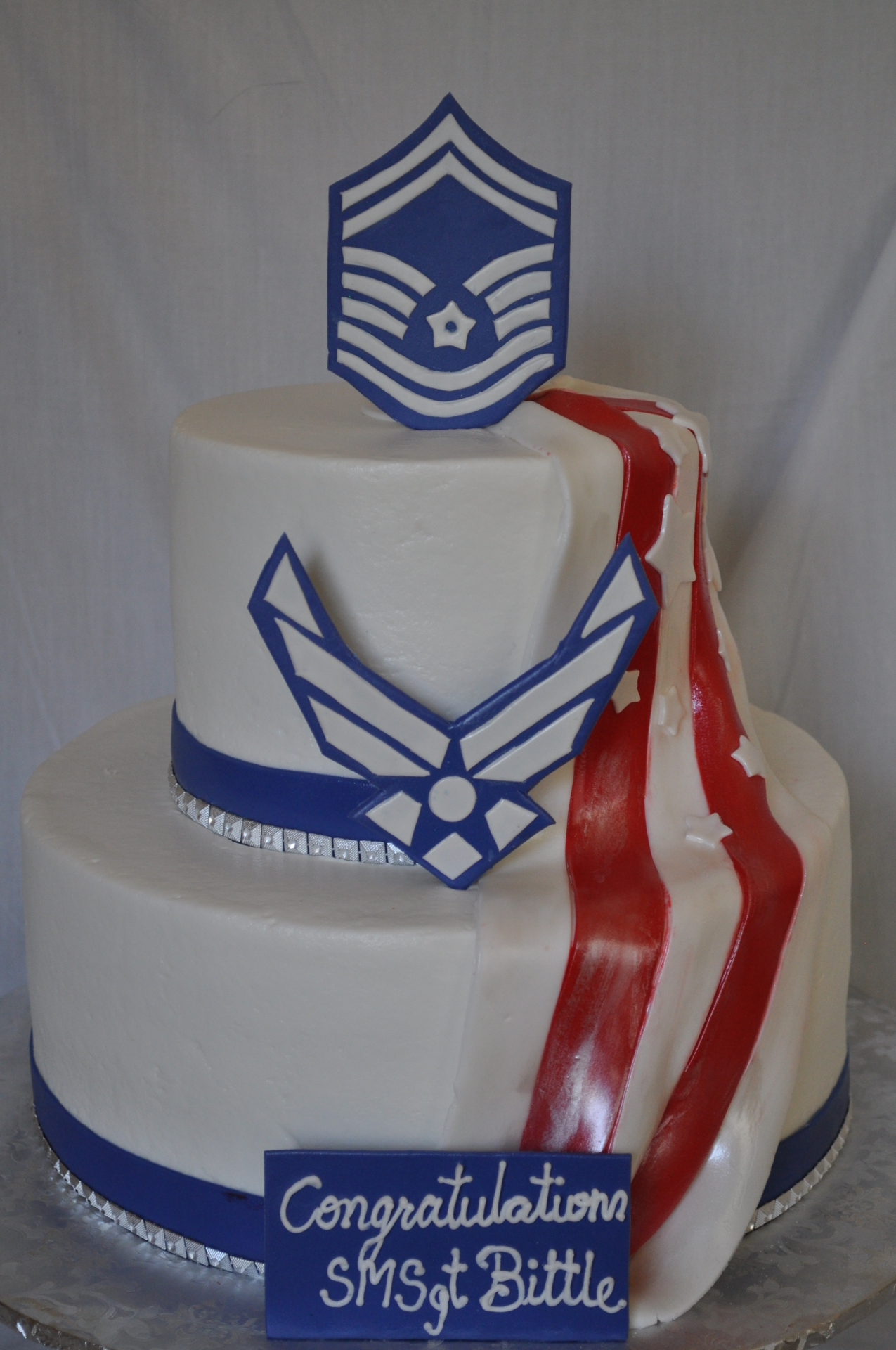 Airforce promotion cake,military promotion,military retirement