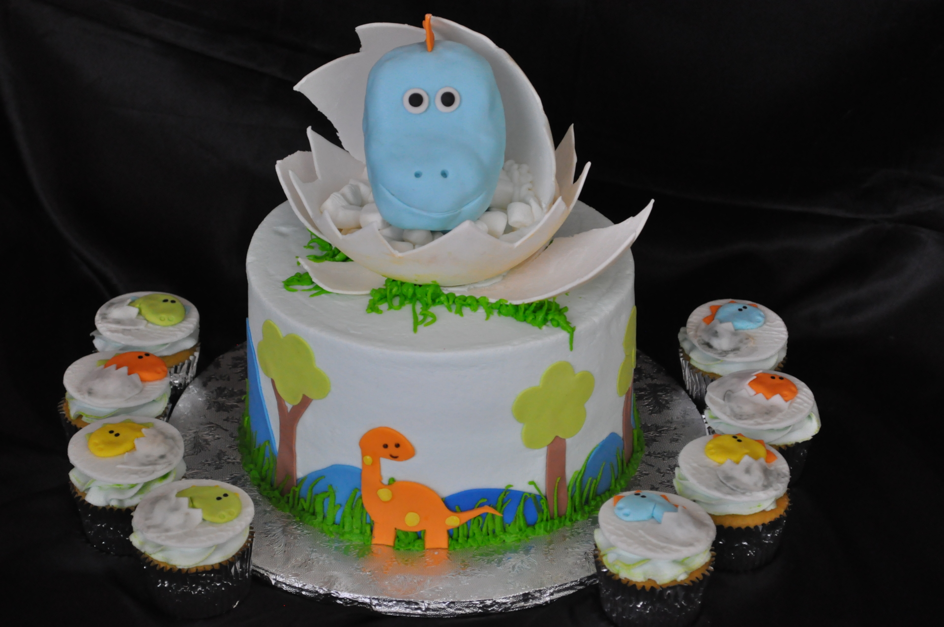 Baby Dinosaur baby shower