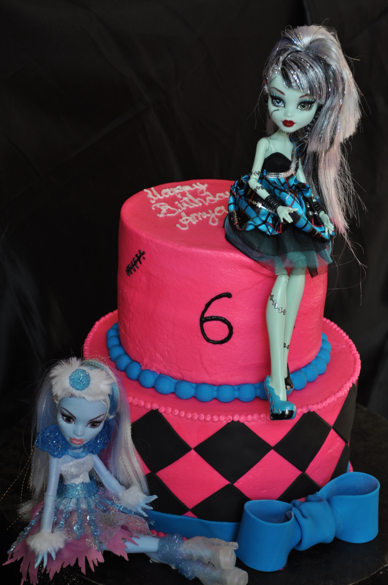 Monster High with dolls