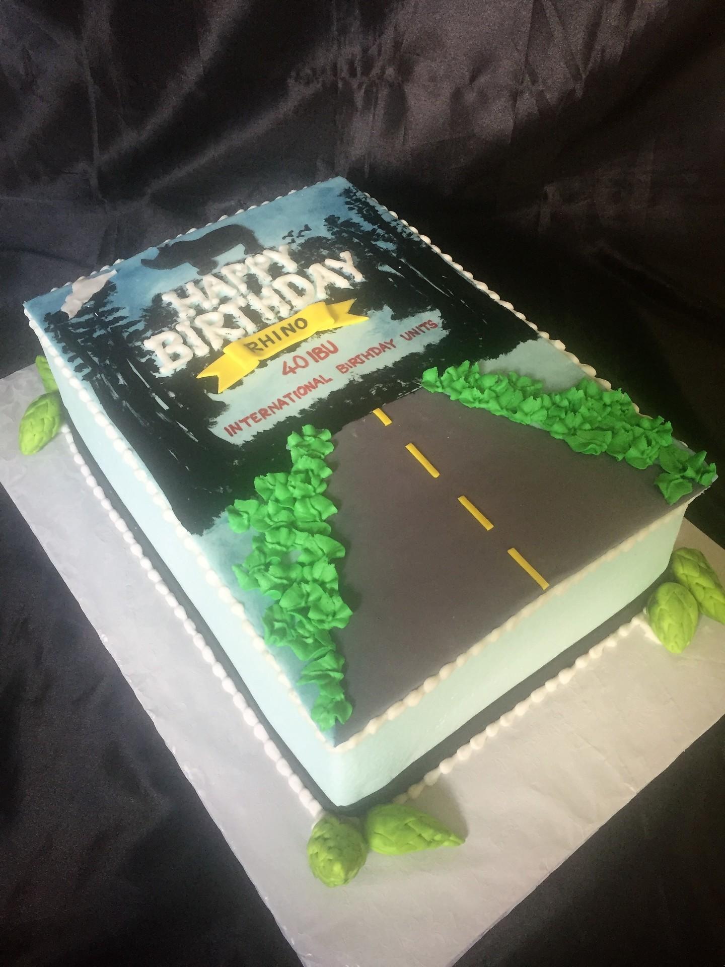 Ultimate custom cake!