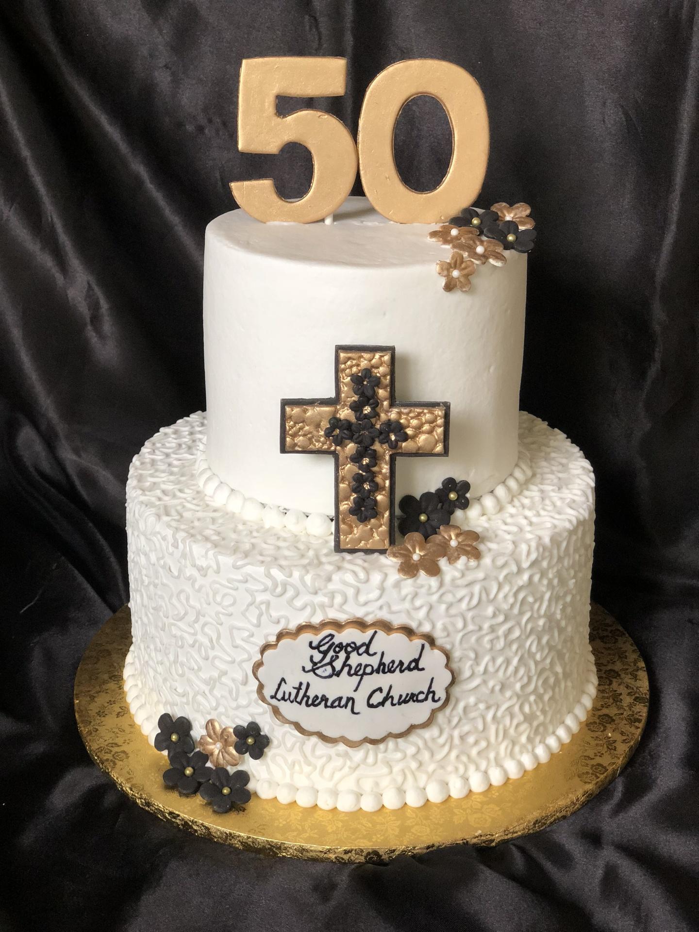Church 50th anniversary