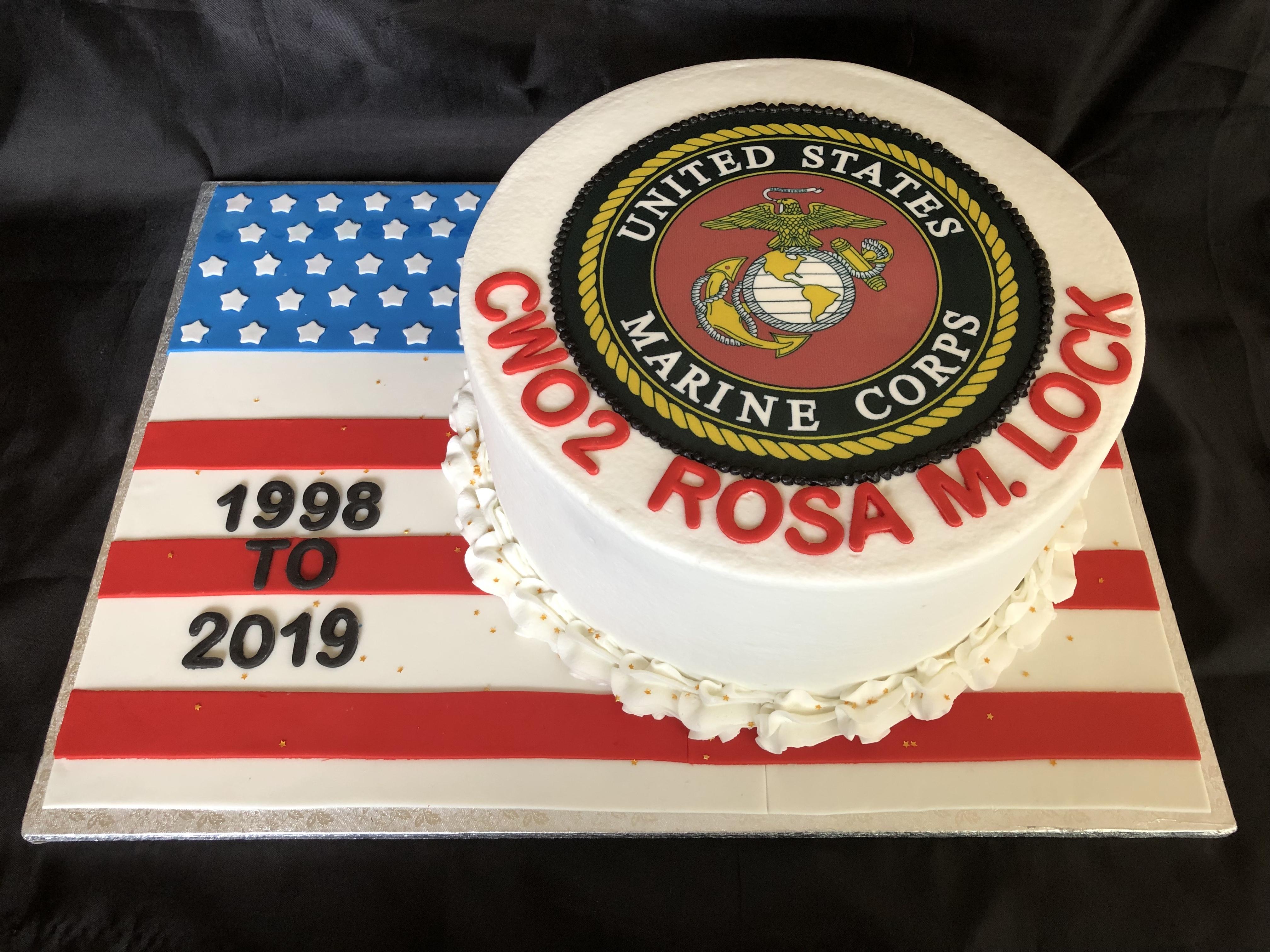 USMC retirement