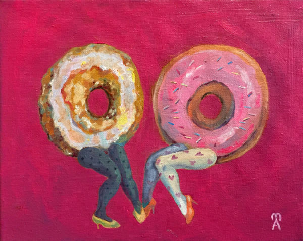Chatty Donuts