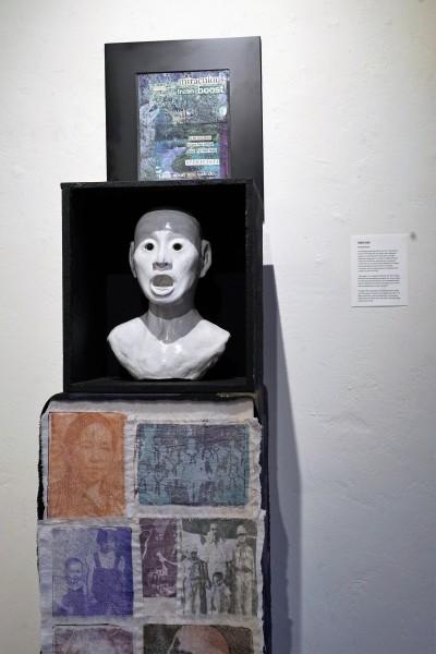 Facing Fear by Reiko Fujii
