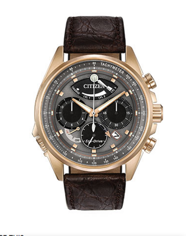 Citizen, Watches