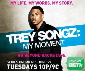 Trey Songz: My Moment (BET)