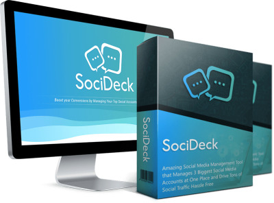 SociDeck Review & GIANT Bonus