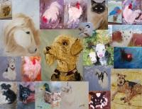 Pet Portrait Commission from AZ