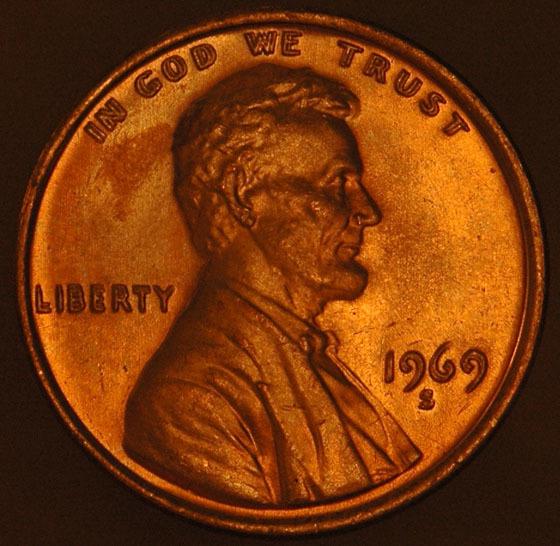 1969 Penny