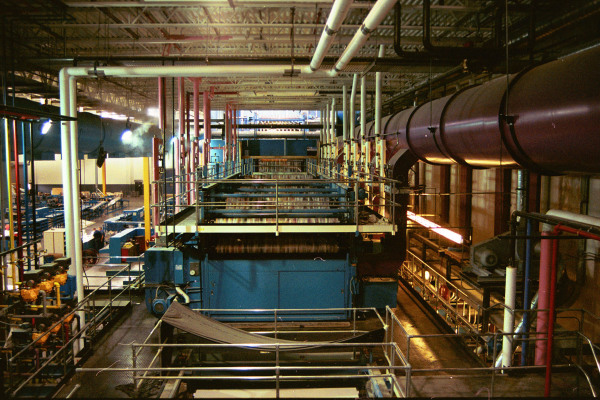 Printing Plant Complex Piping