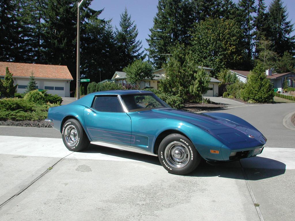 1973 Corvette 454/4spd